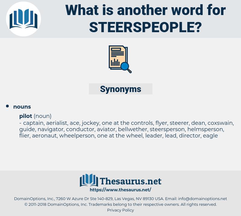 steerspeople, synonym steerspeople, another word for steerspeople, words like steerspeople, thesaurus steerspeople