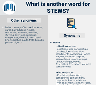 stews, synonym stews, another word for stews, words like stews, thesaurus stews