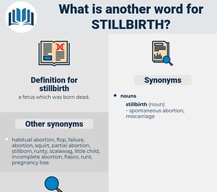 stillbirth, synonym stillbirth, another word for stillbirth, words like stillbirth, thesaurus stillbirth