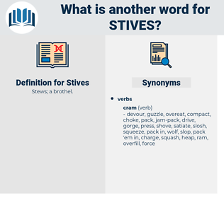 Stives, synonym Stives, another word for Stives, words like Stives, thesaurus Stives