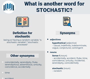 stochastic, synonym stochastic, another word for stochastic, words like stochastic, thesaurus stochastic