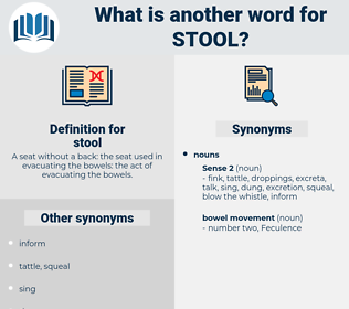 stool, synonym stool, another word for stool, words like stool, thesaurus stool