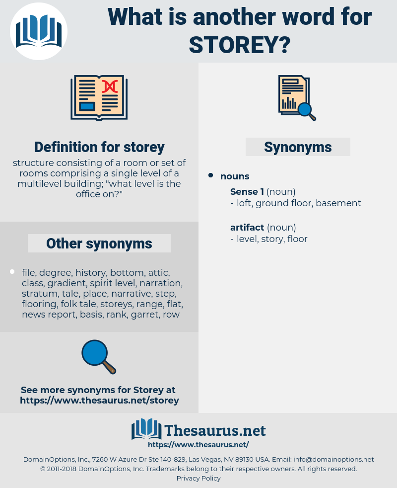 storey, synonym storey, another word for storey, words like storey, thesaurus storey