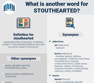 stouthearted, synonym stouthearted, another word for stouthearted, words like stouthearted, thesaurus stouthearted