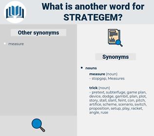 strategem, synonym strategem, another word for strategem, words like strategem, thesaurus strategem