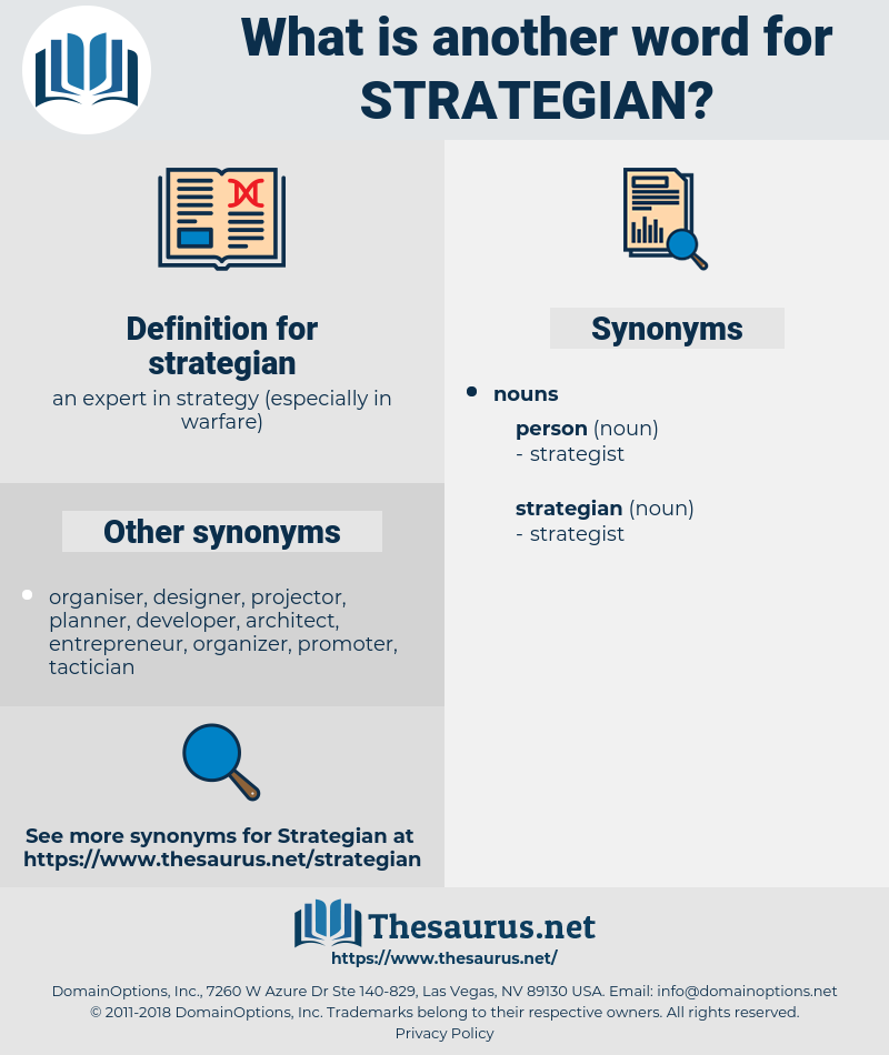 strategian, synonym strategian, another word for strategian, words like strategian, thesaurus strategian