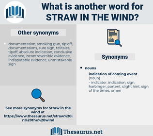 straw in the wind, synonym straw in the wind, another word for straw in the wind, words like straw in the wind, thesaurus straw in the wind