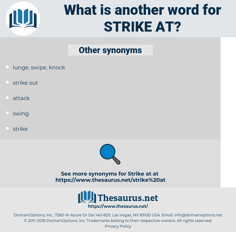 strike at, synonym strike at, another word for strike at, words like strike at, thesaurus strike at