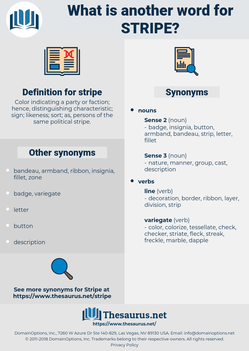 stripe, synonym stripe, another word for stripe, words like stripe, thesaurus stripe