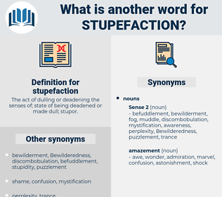 stupefaction, synonym stupefaction, another word for stupefaction, words like stupefaction, thesaurus stupefaction