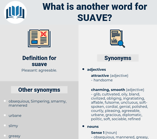suave, synonym suave, another word for suave, words like suave, thesaurus suave