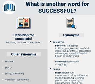 successful, synonym successful, another word for successful, words like successful, thesaurus successful