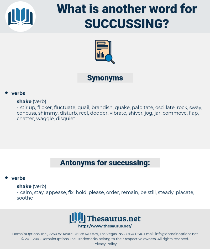 succussing, synonym succussing, another word for succussing, words like succussing, thesaurus succussing