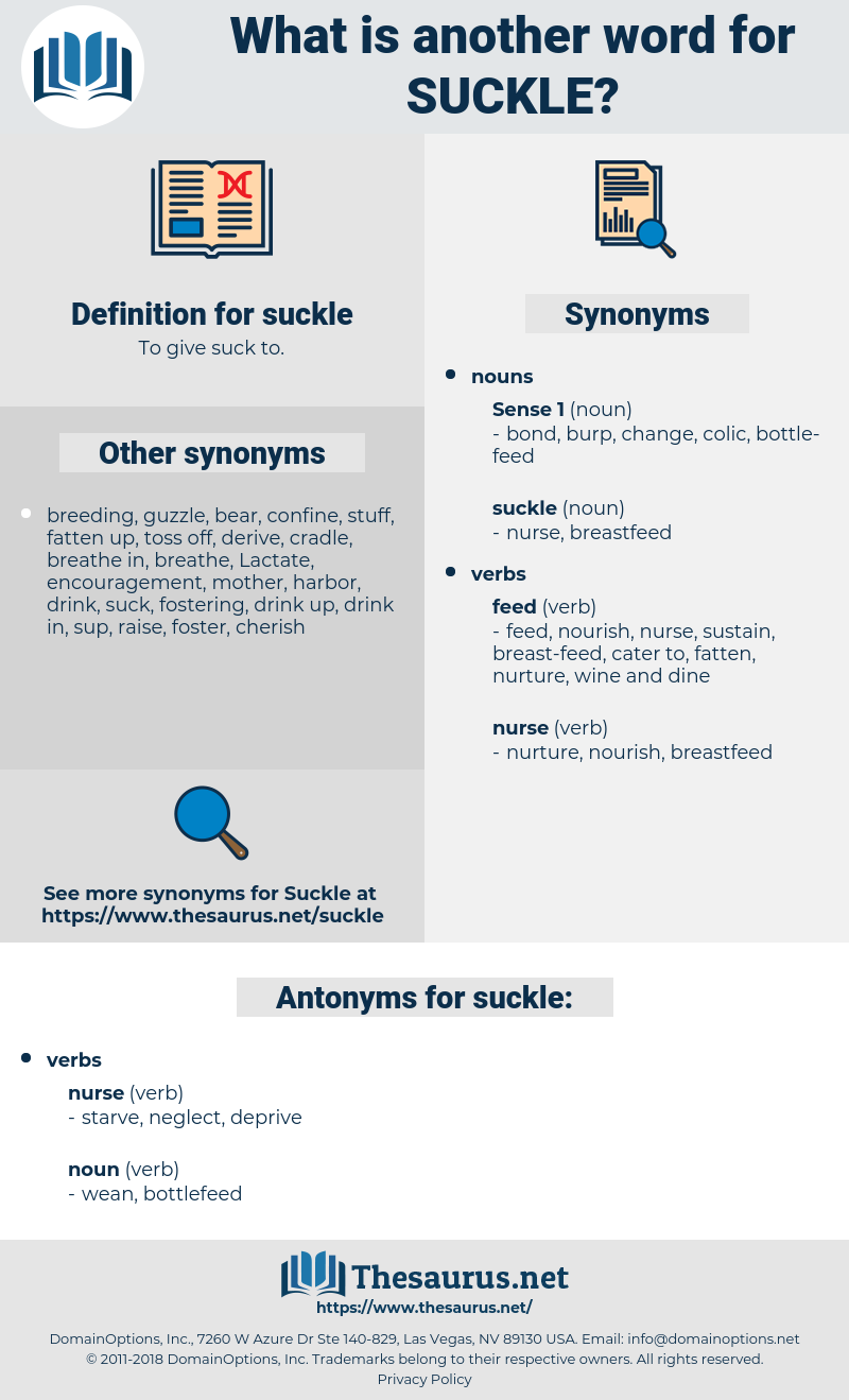 suckle, synonym suckle, another word for suckle, words like suckle, thesaurus suckle