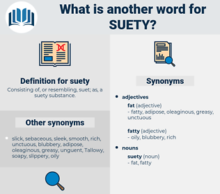 suety, synonym suety, another word for suety, words like suety, thesaurus suety