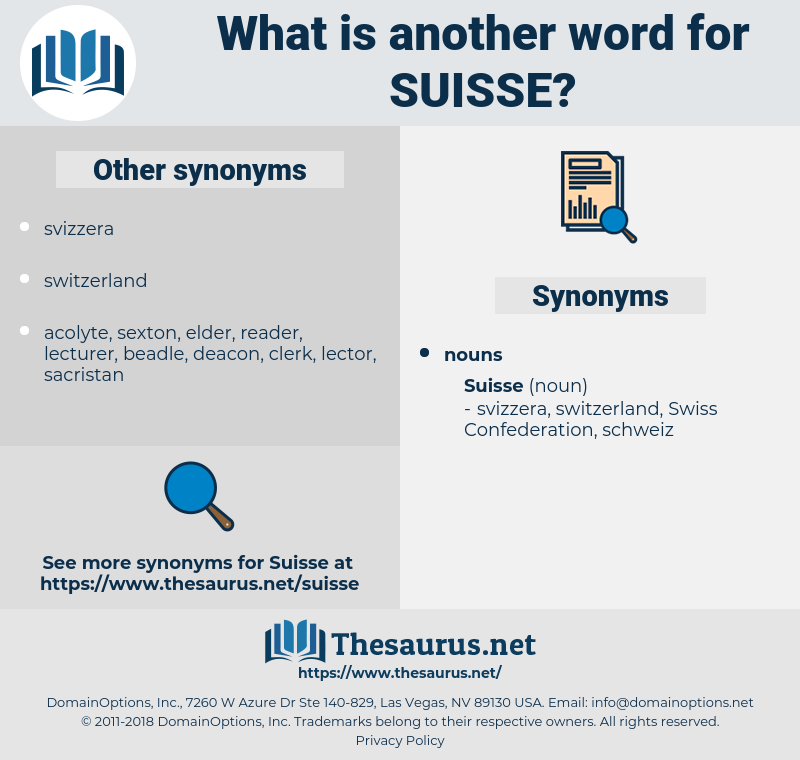 suisse, synonym suisse, another word for suisse, words like suisse, thesaurus suisse