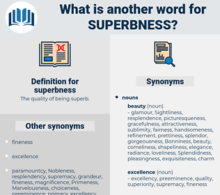 superbness, synonym superbness, another word for superbness, words like superbness, thesaurus superbness