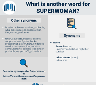 superwoman, synonym superwoman, another word for superwoman, words like superwoman, thesaurus superwoman