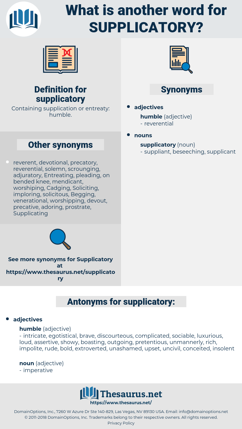 supplicatory, synonym supplicatory, another word for supplicatory, words like supplicatory, thesaurus supplicatory