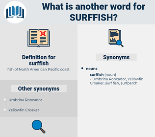 surffish, synonym surffish, another word for surffish, words like surffish, thesaurus surffish