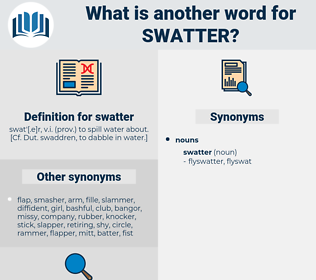 swatter, synonym swatter, another word for swatter, words like swatter, thesaurus swatter