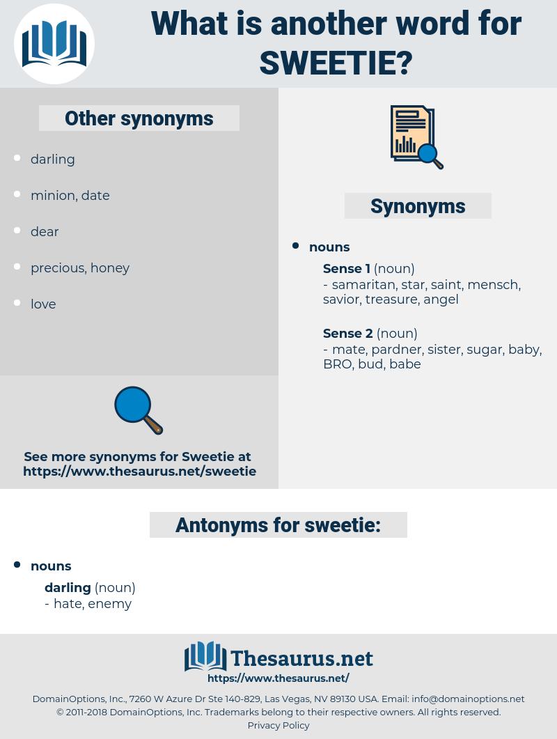 sweetie, synonym sweetie, another word for sweetie, words like sweetie, thesaurus sweetie