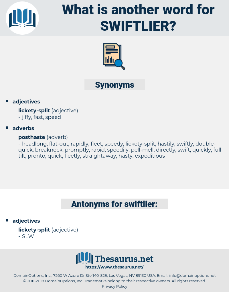swiftlier, synonym swiftlier, another word for swiftlier, words like swiftlier, thesaurus swiftlier