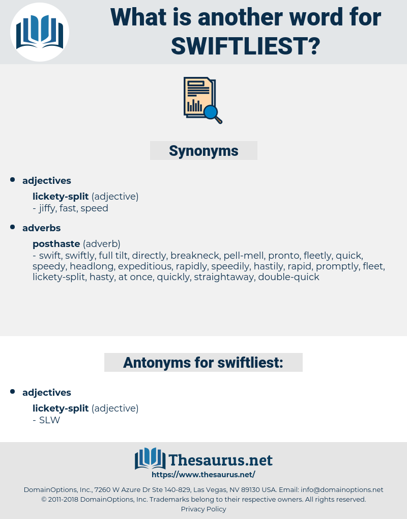 swiftliest, synonym swiftliest, another word for swiftliest, words like swiftliest, thesaurus swiftliest