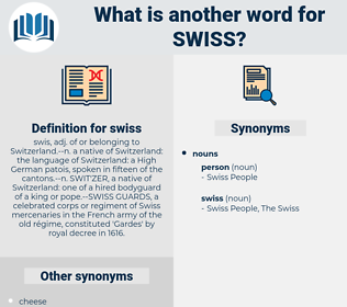 swiss, synonym swiss, another word for swiss, words like swiss, thesaurus swiss