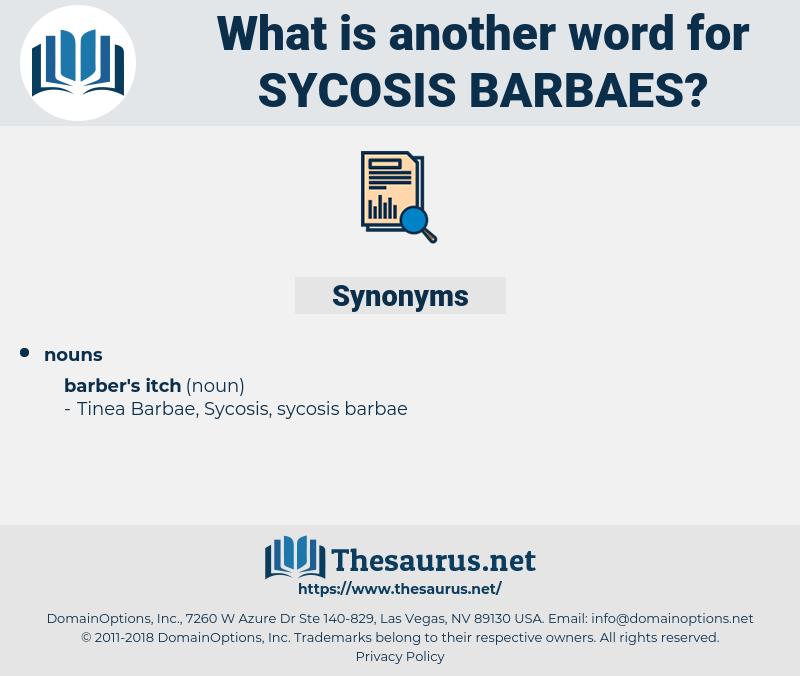 sycosis barbaes, synonym sycosis barbaes, another word for sycosis barbaes, words like sycosis barbaes, thesaurus sycosis barbaes