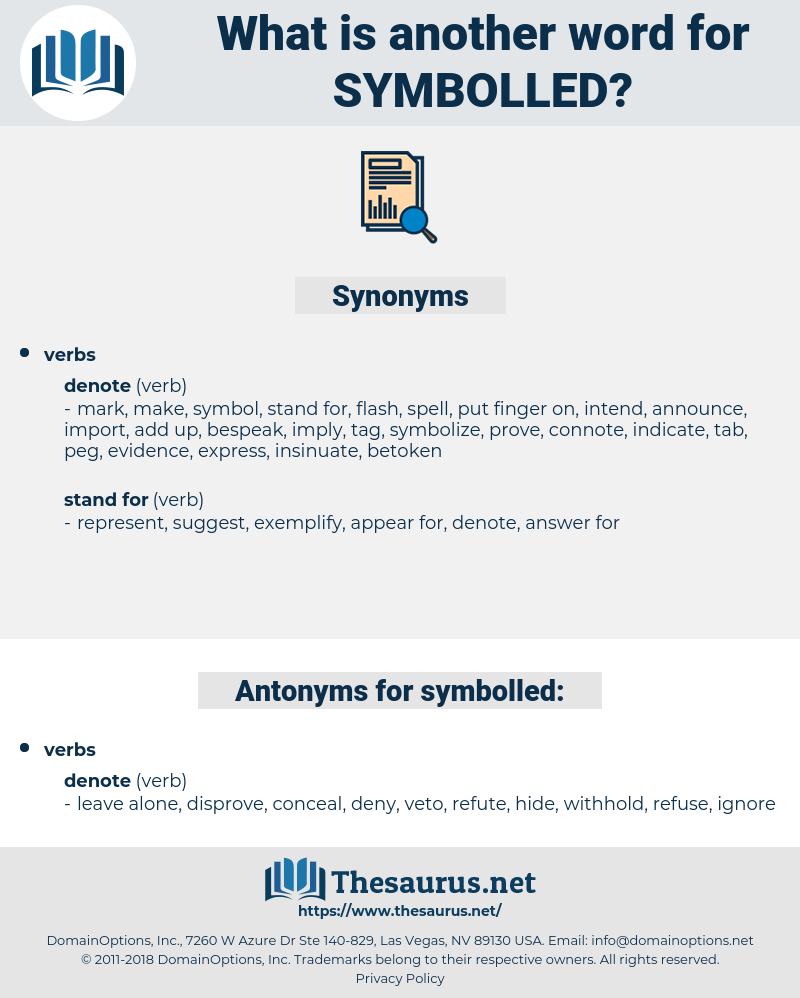 symbolled, synonym symbolled, another word for symbolled, words like symbolled, thesaurus symbolled