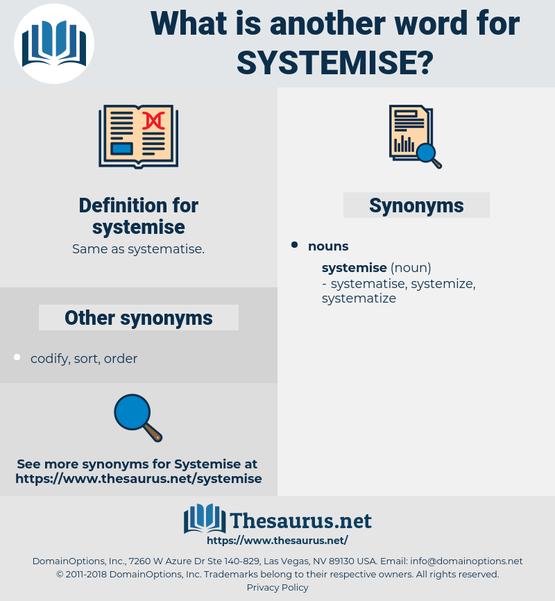 systemise, synonym systemise, another word for systemise, words like systemise, thesaurus systemise