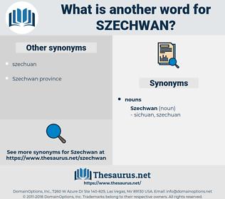 szechwan, synonym szechwan, another word for szechwan, words like szechwan, thesaurus szechwan