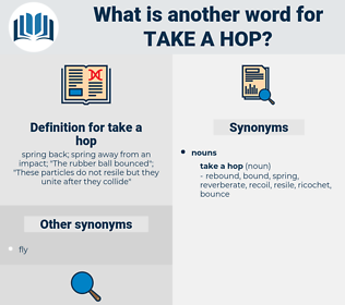 take a hop, synonym take a hop, another word for take a hop, words like take a hop, thesaurus take a hop