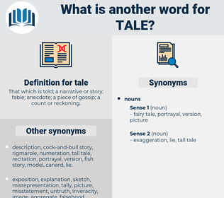 tale, synonym tale, another word for tale, words like tale, thesaurus tale