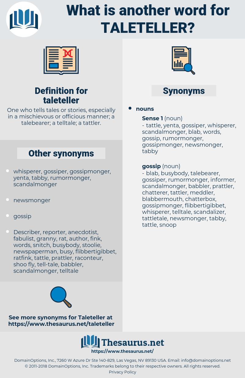 taleteller, synonym taleteller, another word for taleteller, words like taleteller, thesaurus taleteller