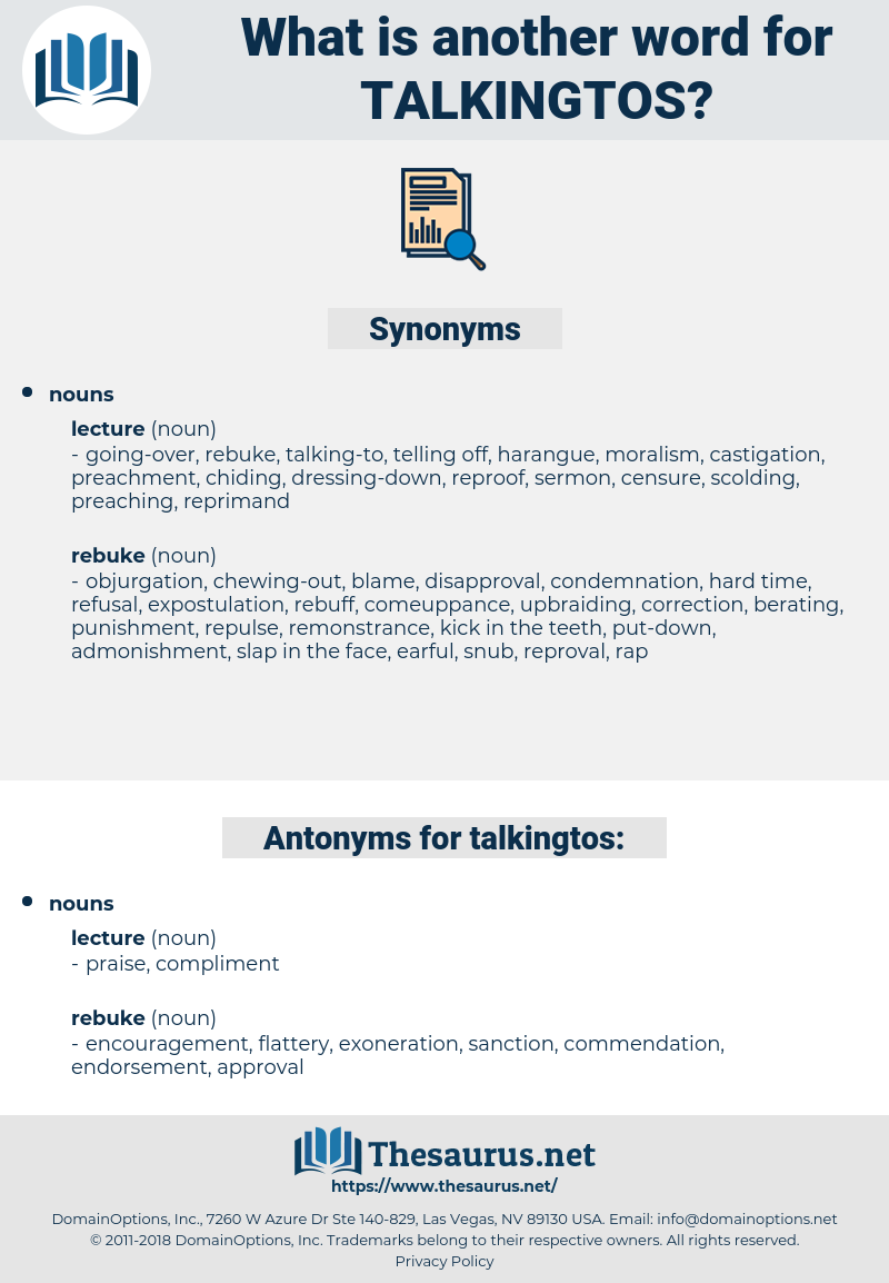 talkingtos, synonym talkingtos, another word for talkingtos, words like talkingtos, thesaurus talkingtos