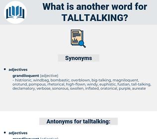 talltalking, synonym talltalking, another word for talltalking, words like talltalking, thesaurus talltalking