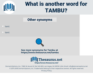 tambu, synonym tambu, another word for tambu, words like tambu, thesaurus tambu