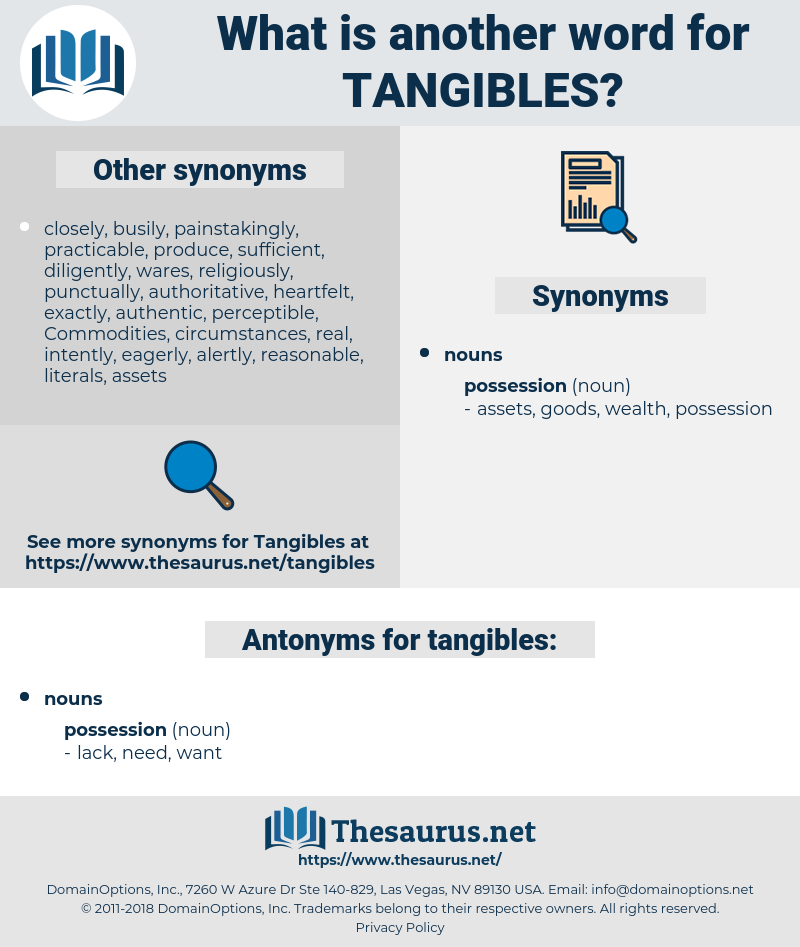 tangibles, synonym tangibles, another word for tangibles, words like tangibles, thesaurus tangibles