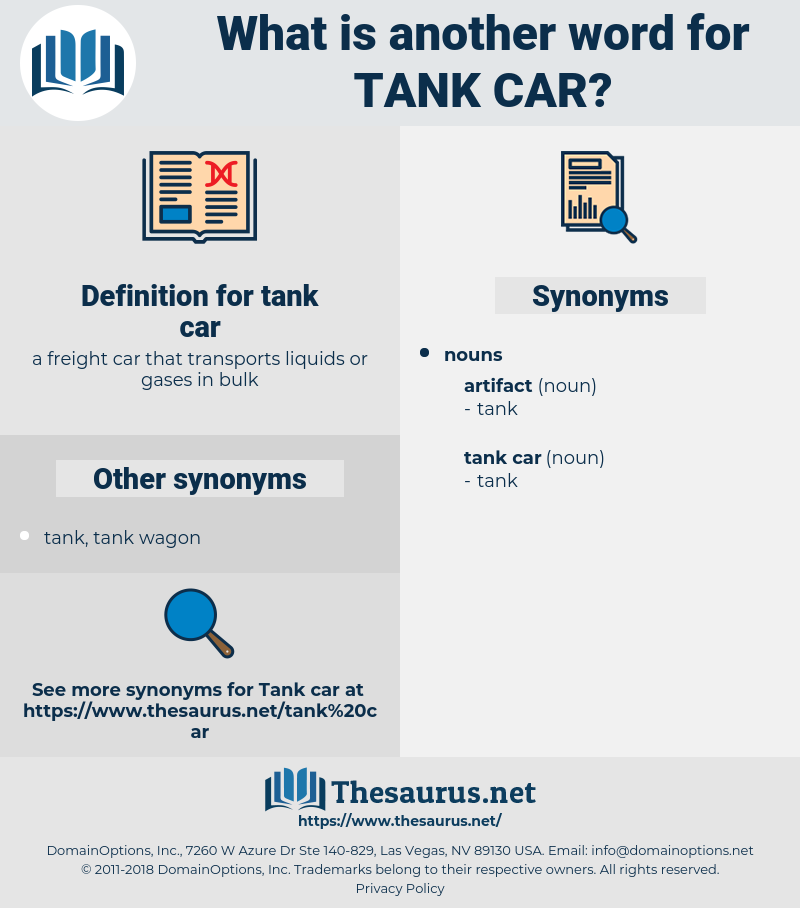 tank car, synonym tank car, another word for tank car, words like tank car, thesaurus tank car