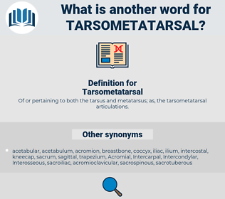 Tarsometatarsal, synonym Tarsometatarsal, another word for Tarsometatarsal, words like Tarsometatarsal, thesaurus Tarsometatarsal