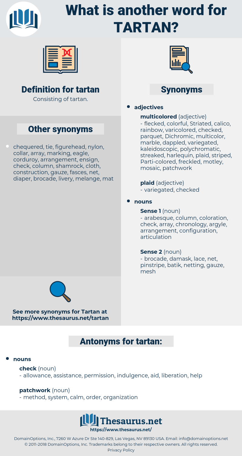 tartan, synonym tartan, another word for tartan, words like tartan, thesaurus tartan