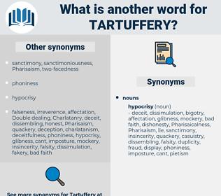 tartuffery, synonym tartuffery, another word for tartuffery, words like tartuffery, thesaurus tartuffery