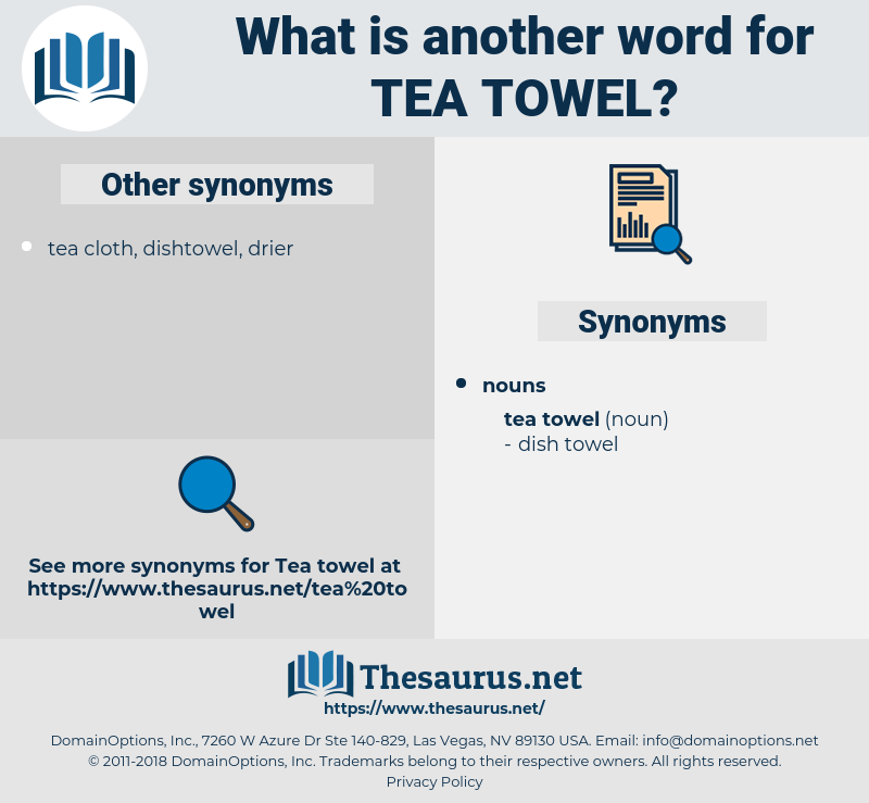 tea towel, synonym tea towel, another word for tea towel, words like tea towel, thesaurus tea towel