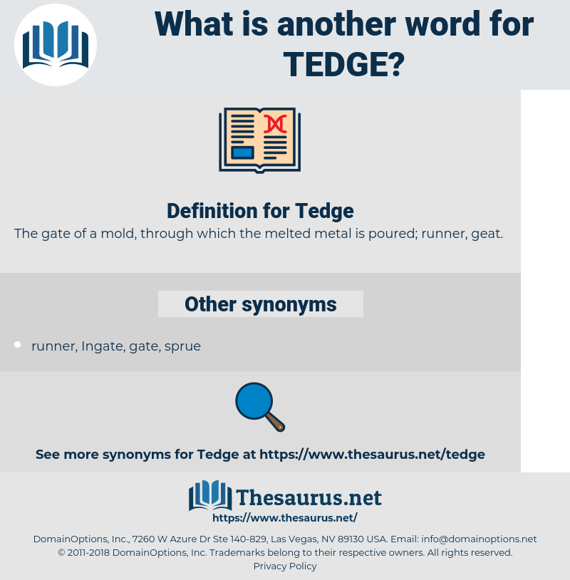 Tedge, synonym Tedge, another word for Tedge, words like Tedge, thesaurus Tedge