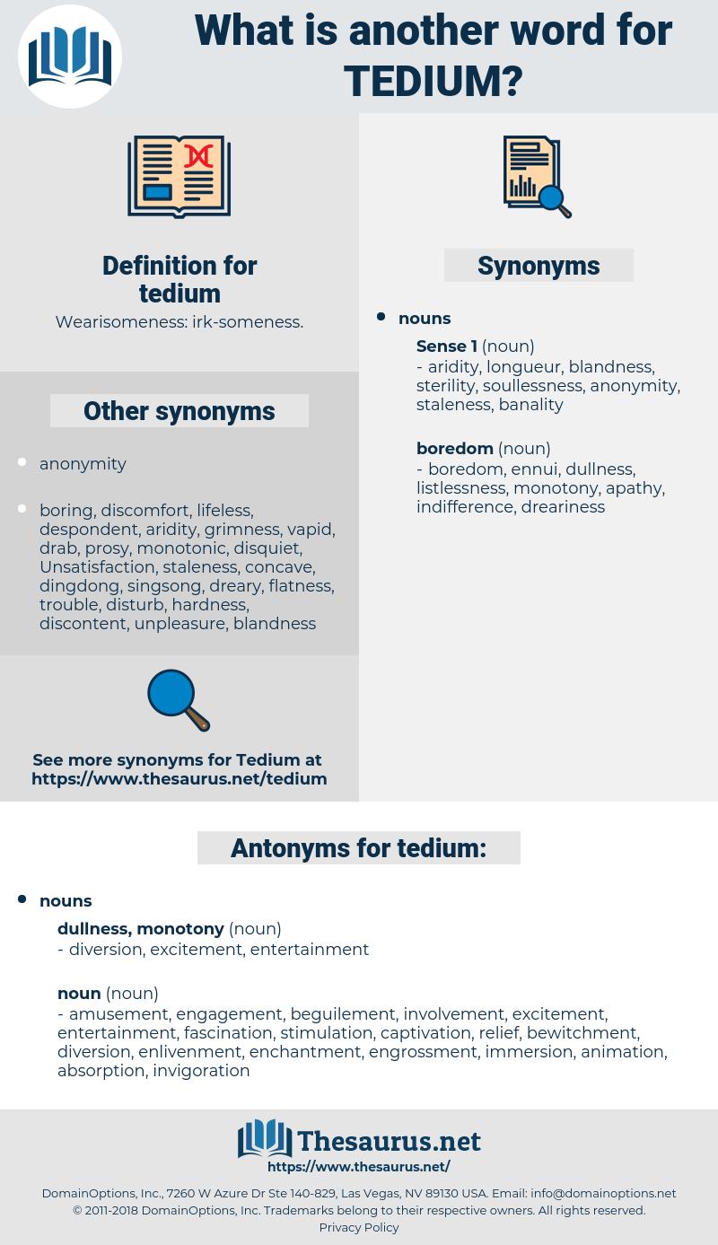 tedium, synonym tedium, another word for tedium, words like tedium, thesaurus tedium