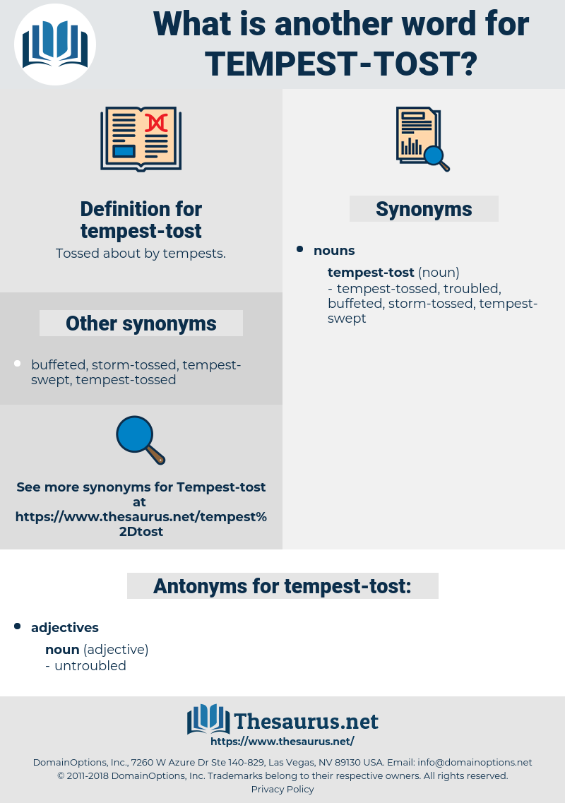 tempest-tost, synonym tempest-tost, another word for tempest-tost, words like tempest-tost, thesaurus tempest-tost