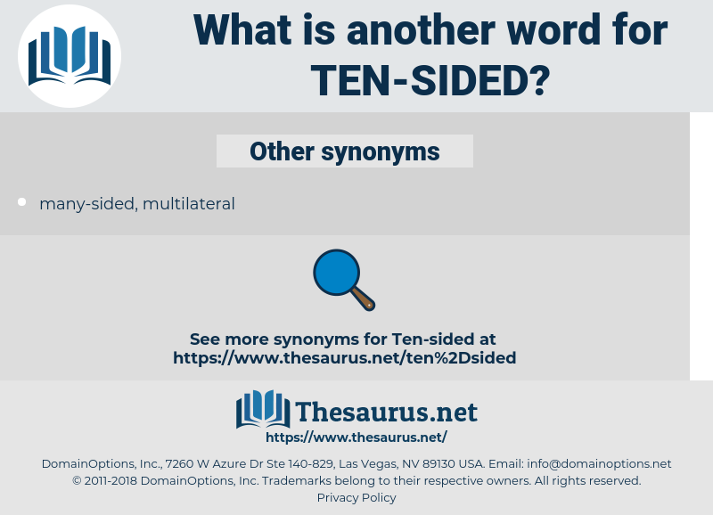 ten-sided, synonym ten-sided, another word for ten-sided, words like ten-sided, thesaurus ten-sided