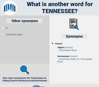 tennessee, synonym tennessee, another word for tennessee, words like tennessee, thesaurus tennessee